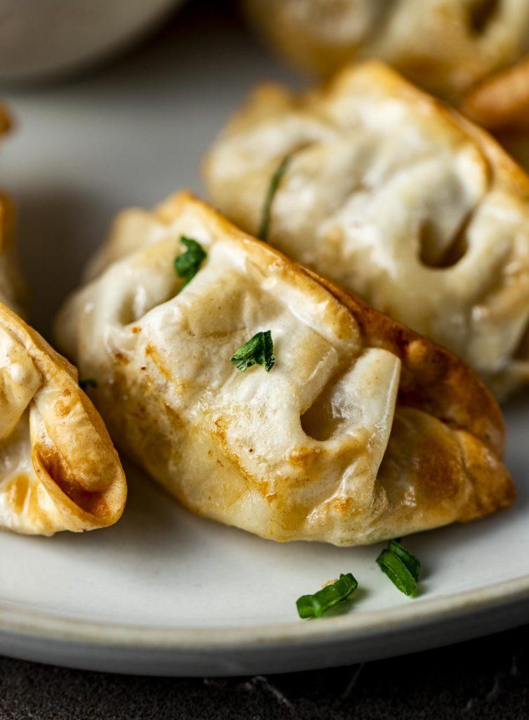 fried dumpling (potsticker)