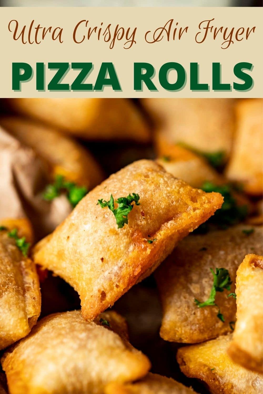 Air Fryer Pizza Rolls (Frozen)