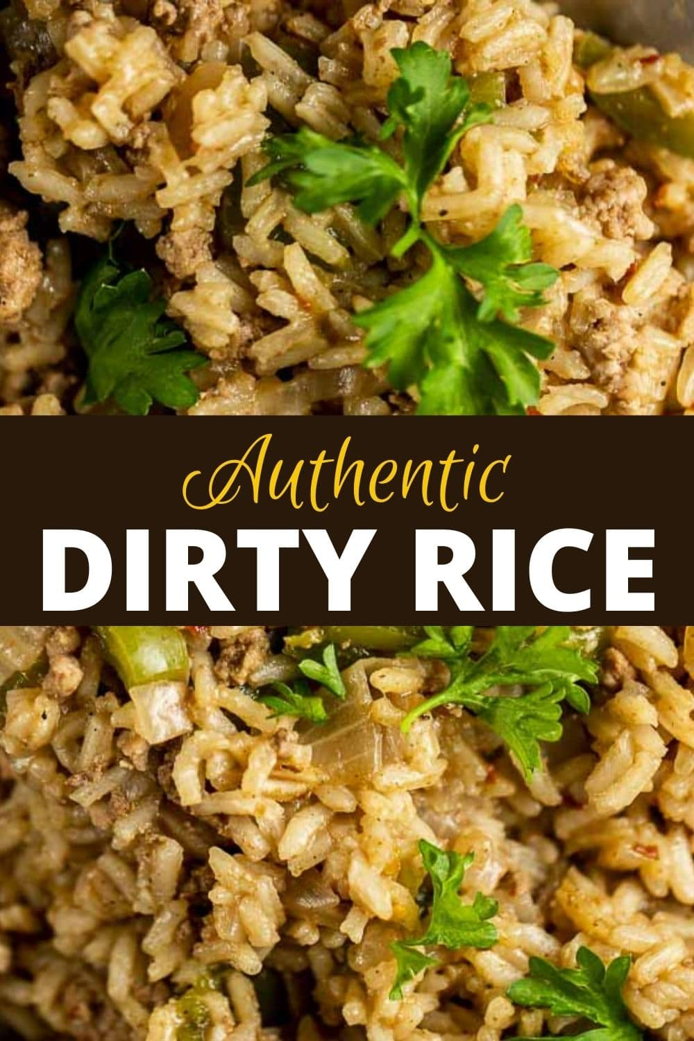 How to Make Dirty Rice (Dirty Rice Recipe)