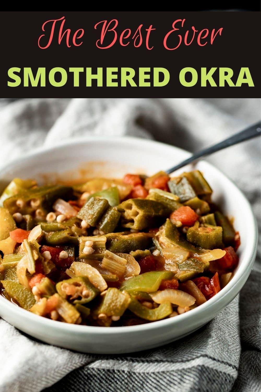 Smothered Okra