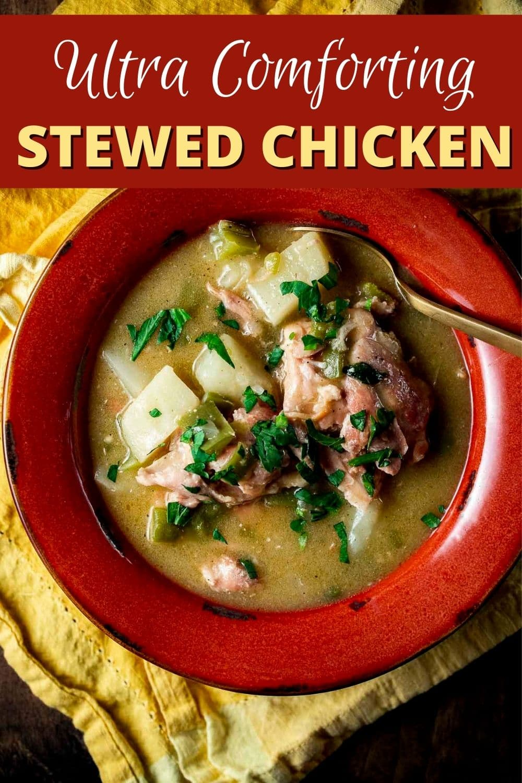Southern Stewed Chicken
